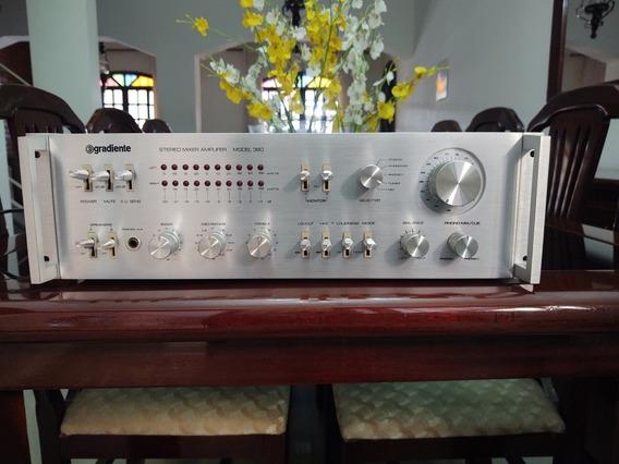Amprificador Gradiente Model 360