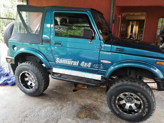 Gran Oportunidad Suzuki Samurai 4x4