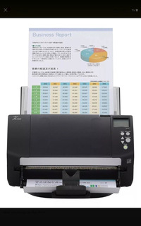 Escanner Fujitsu
