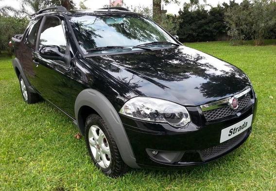 Fiat Strada Retira Con $91.000 Y El Resto En Cuotas - L