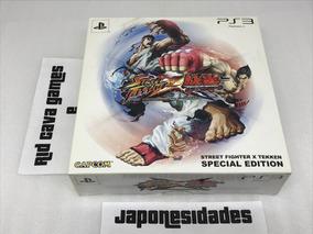 Street Fighter X Tekken Special Edition Asian Ps3