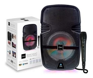 Parlante Mlab 2000w Con Micrófono