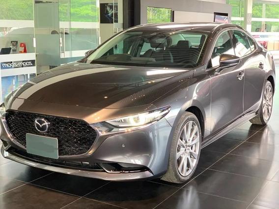 Mazda 3 Grand Touring Cuero Machine At 2020