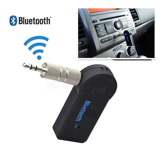 Adaptador De Audio Wireless Bluetooth Receiver 3.5mm