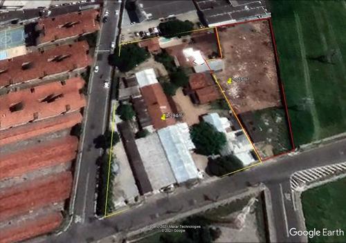 Área À Venda, 6529 M² Por R$ 12.500.000,00 - Jardim América - São José Dos Campos/sp - Ar0038