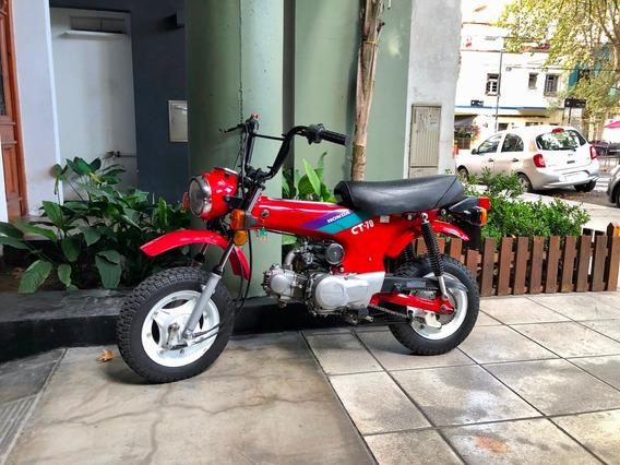 Honda Ct70 1992 - 100% Original De Fábrica / No Dax No C90