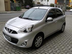 Nissan March 1.6 16v Sv 5 P - Excelente Estado Único Dono