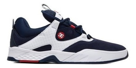 Tênis Dc Shoes Josh Kalis S Navy/white - Exclusivo - Promo