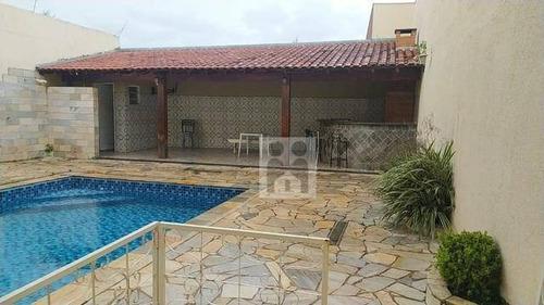 Imagem 1 de 13 de Casa Com 3 Dormitórios À Venda, 215 M² Por R$ 620.000,00 - Jardim Macedo - Ribeirão Preto/sp - Ca0956