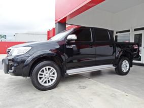 Toyota Hilux Cd Srv D4-d 4x4 3.0 Tdi Diesel Aut 2015