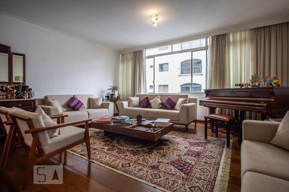 Apartamento No 8º Andar Mobiliado Com 3 Dormitórios E 2 Garagens - Id: 892988388 - 288388