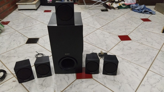 Kit De Caixas De Som Sony Para Home Theater