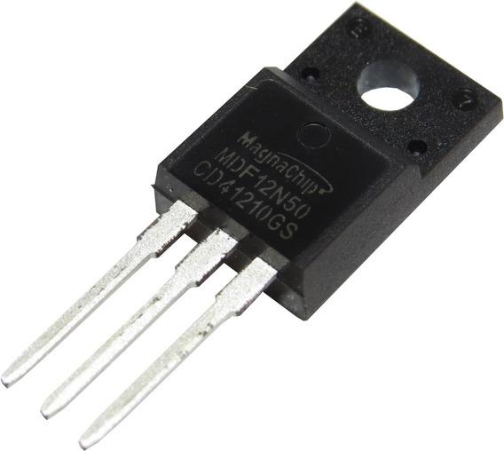 Transistor 12n50 = Mdf12n50th - Mdf12n50