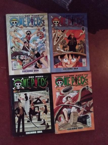 One Piece Volumes 3 Ao 7