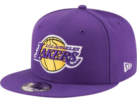 Gorra New Era Los Angeles Lakers 9fifty Importada Exclusiva