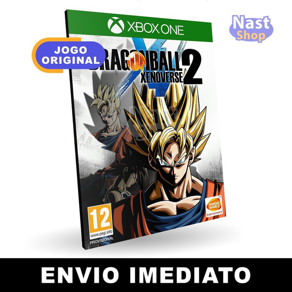 Dragon Ball Xenoverse 2 Xbox One Digital Envio Imediato
