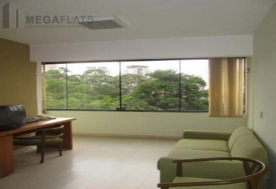 03590 - Flat 1 Dorm, Morumbi - São Paulo/sp - 3590