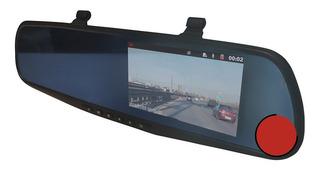 Dvr Grabador Vehiculo Auto 2 Camaras Reversa Microsd Full Hd