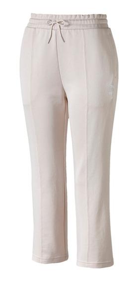 Pantalon Puma Classics Kick Flare 595522 23 Mujer 59552223