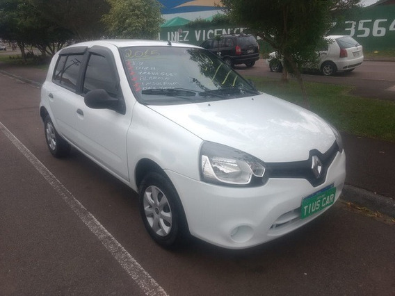 Renault Clio Hatch Expression 1.0 4p 2015
