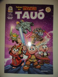Graphic Novel 1 Turma Da Monica Tauo Panini Capa Cartonada