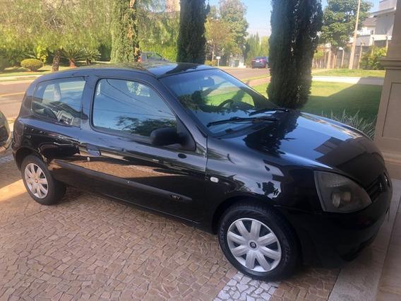 Renault Clio 1.0 16v 2008