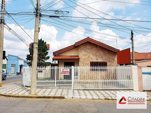 Vendo - Casa Comercial Na Vila Assis - Ca1720 - Ca1720