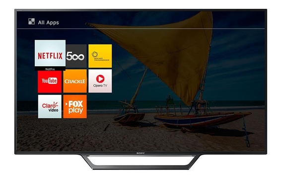 Smart Tv 32 Led Hd Kdl-32w655d ,2 Usb,2 Hdmi, Pro - Sony