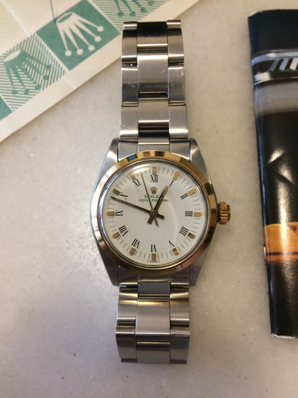Relógio Rolex Oyster Perpetual 6751