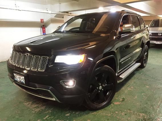 Grand Cherokee 2015 Camioneta Blindada Nivel 3 Epel 33,000km