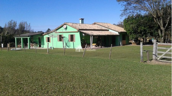 Chácara Açude Duas Casas Trifásico - São Pedro Do Sul - 21021