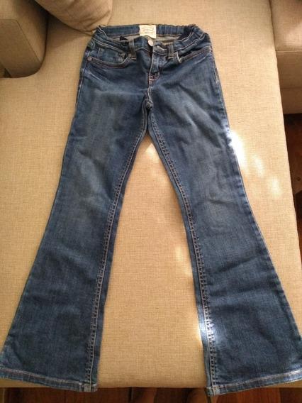 Jeans Niñas Talle 8 Old Navy