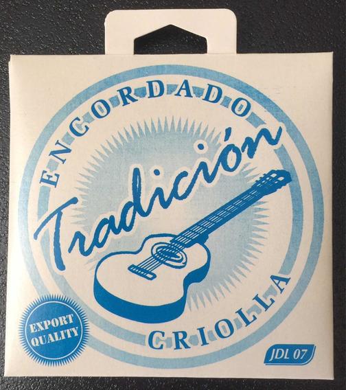 Encordado De Guitarra Criolla Tradicion