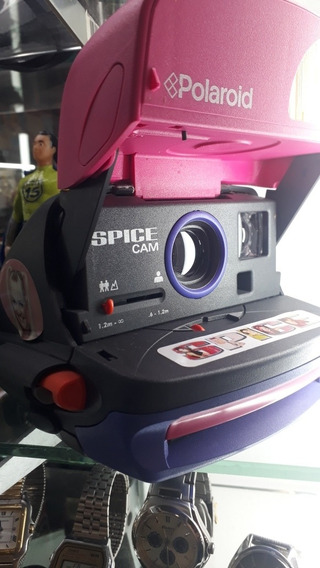 Camera Polaroid Spice Cam