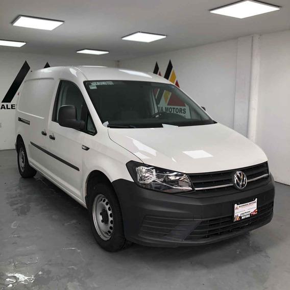 Volkswagen Caddy 2016 4p Maxi Cargo L4/1.2/t Man