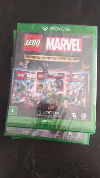 Lego Marvel Collection Xbox One (frete 18 Reais Nordeste)