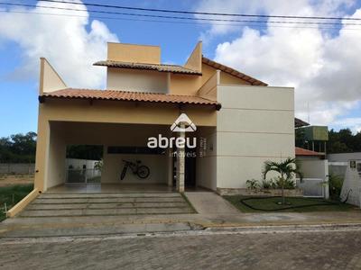 Casa Em Condominio - Pium (distrito Litoral) - Ref: 7052 - V-819116