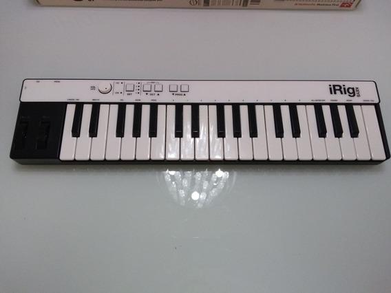Irig Keys 37 Teclas (produto De Mostruário)