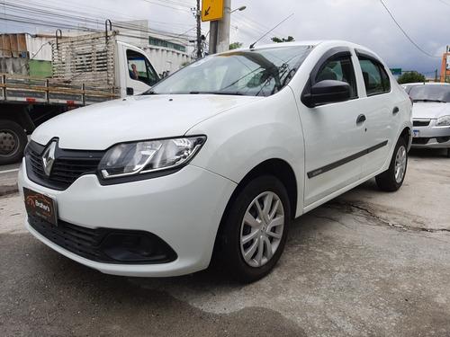 Renault Logan 2019 1.0 12v Authentique Sce 4p