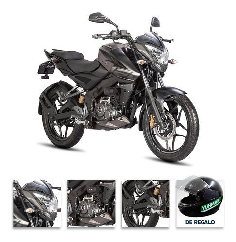Moto Bajaj Ns 160 0km 2020 Gris
