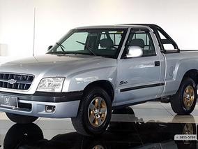 Chevrolet S10 2.4 Mpfi 4x2 Cs 8v Gasolina 2p Manual