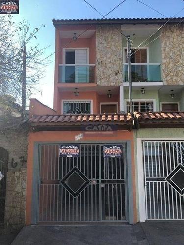 Sobrado 3 Suites E Área Gourmet À Venda, 186 M² Por R$ 560.000 - Artur Alvim - São Paulo/sp - So14672