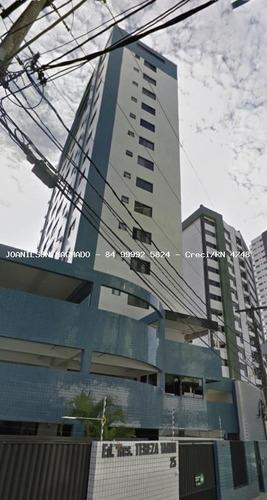 Imagem 1 de 15 de Apartamento Para Venda Em Natal, Barro Vermelho - Residencial Tereza Tahim, 3 Dormitórios, 3 Suítes, 4 Banheiros, 2 Vagas - Ap1559-te_2-1095396