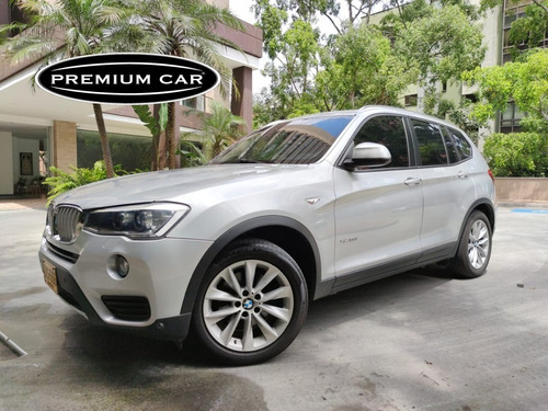 Bmw X3 Xdrive28i 2.0 Turbo 4x4 Automatica Blindada
