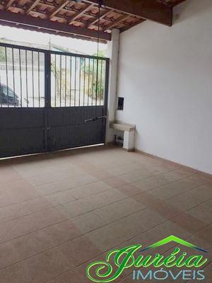 Aluga-se Casa No Bairro Itatins - Peruíbe/sp Ref. - L061