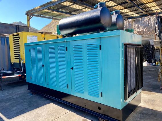 Generador / Planta De Luz 500 Kw Motor Detroit Diesel