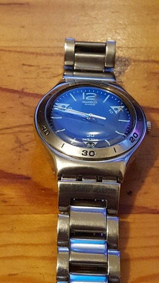 Reloj Swatch Irony Stainless Steel