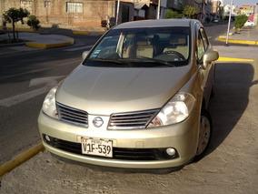 Auto Nissan Tiida Automático Importado 2005 En Arequipa