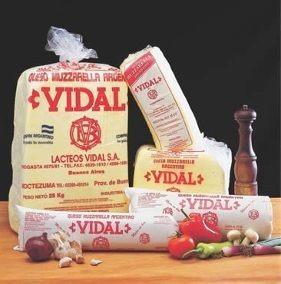Muzzarella Vidal La Mejor