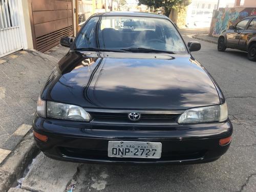 Toyota Corola Le 93/94, Carro Som 78mil Original Carro Bem A